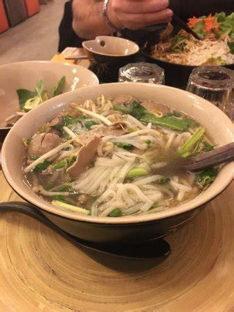 cuisine vietnamienne pho restaurant ai pho bistrot viet dans chanteloup en brie