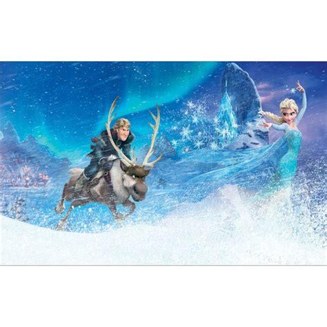 papier peint enfant g 233 ant frozen la reine des neiges