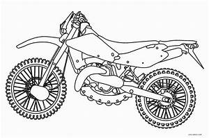 coloring pages of bikes - free printable motorcycle coloring pages for kids cool2bkids