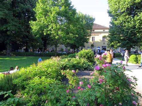 Park Cafe Botanischer Garten München by Oberbayern M 252 Nchen Alter Botanischer Garten Myreisen De