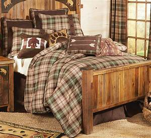 Durango Plaid Comforter Set - Full