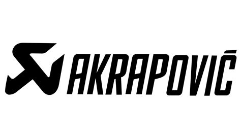black and white south six sponsoren autoaufkleber motorrad akrapovic aufkleber