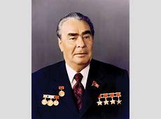 I Was Here Leonid Ilich Brezhnev