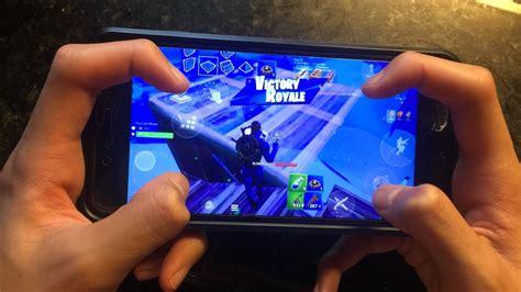 kill solo squad fortnite mobile season  iphone
