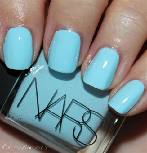nars thakoon nail polish collection swatches review