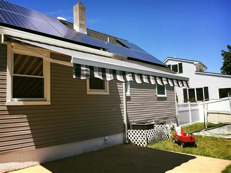 Freehold New Jersey Retractable Awnings