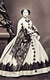 Princess Alice of England, February 1861 – costume cocktail