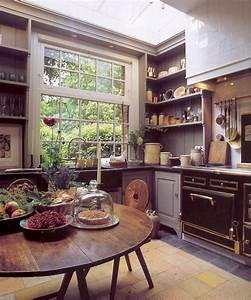 23, Best, Cottage, Kitchen, Decorating, Ideas, And, Designs, For, 2020