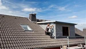 Lucarne De Toit Fixe : placer une lucarne de toit infos sur les mat riaux prix ~ Premium-room.com Idées de Décoration