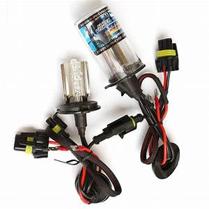 China Hid Xenon Lamp  Kit H4 35w 6000k Single Bulb