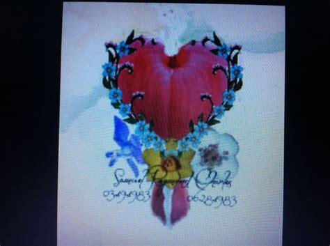 working design   memorial tattoo flowers