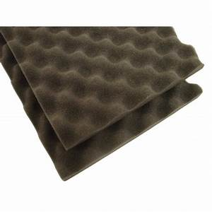 Plaque Mousse Polyuréthane : mousse de polyur thane alv ol e 25 mm caltech ~ Melissatoandfro.com Idées de Décoration