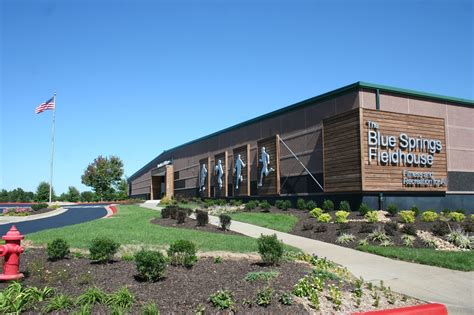 What Is A Field House by Fieldhouse Information City Of Blue Springs Mo