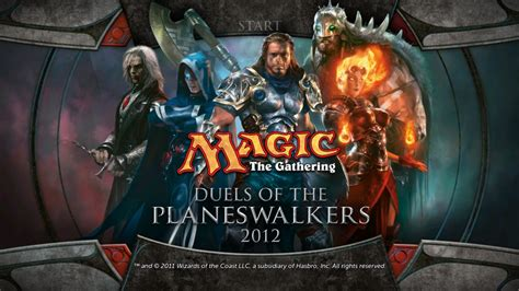 Review Magic The Gathering Duels Of The Planeswalkers