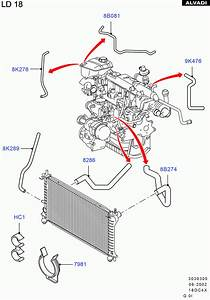 32 2002 Ford Taurus Cooling System Diagram