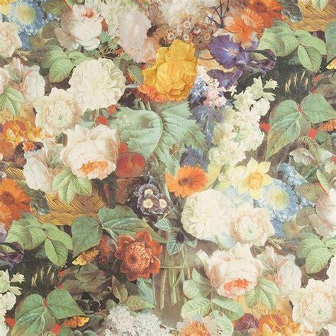 foto de Où trouver les grosses fleurs? Papier peint anglais