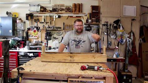 minute pallet wood garden planter box    build