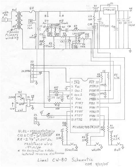 Lionel Transformer Type R Wiring Diagram by Lionel Kw Wiring Diagram Wiring Diagram