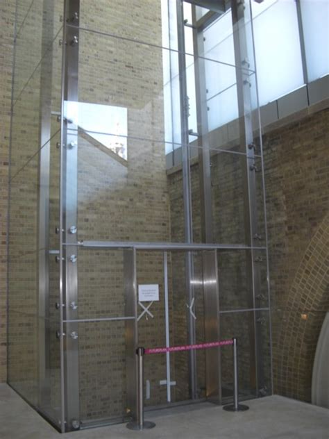 Floor Crane by Aspinalls Victoria And Albert Museum Lift Shaft Frame