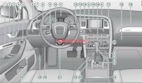 auto repair manuals    audi  owners