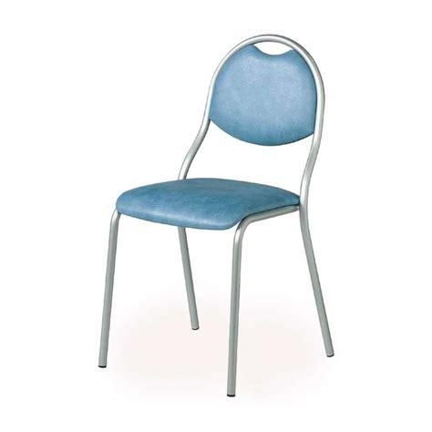 4 pieds chaise chaise de cuisine avec assise et dossier rembourrés