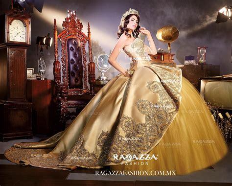 Beaded Strapless Quinceanera Dress By Ragazza Fashion B67