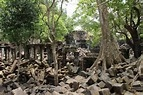 Why ancient temples collapsed in Cambodia? – SANSKRITA ...