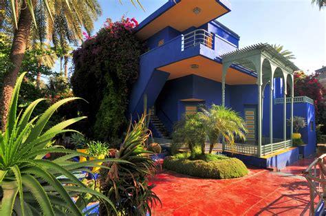 bureau majorelle les jardins majorelle meilleurs places à visitez au maroc