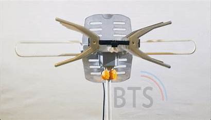 2605 Lava Ultra 4k Antenna Remote Hdtv