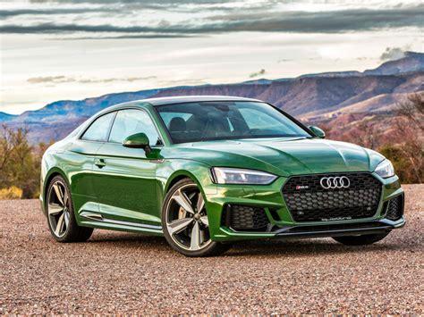Audi Rs5 Wallpaper by Desktop Wallpaper Audi Rs5 Green Luxurious Car Front Hd