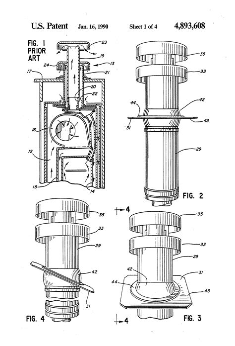 Patent Furnace Roof Jack With Pivoting