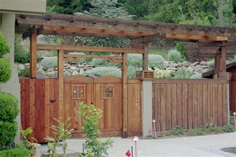 japanese fence japanese fences and gates home design