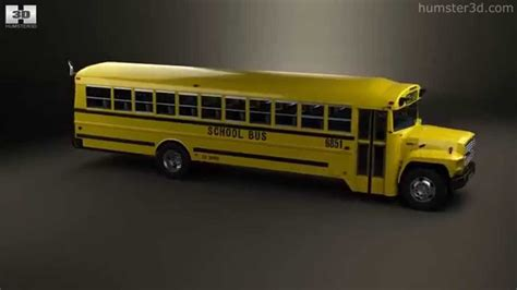 ford   thomas conventional school bus    model store humsterdcom youtube