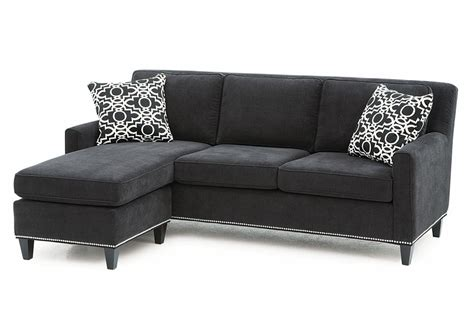 Black Chaise Sofa Perfect Black Chaise Lounge Style Can I Reupholster My Sofa Myself Fabric Cleaning Singapore U Laederlook Pottery Barn Comfort Sectional Sofas Usados Goiania Olx Tienda Outlet Madrid Bed Ottoman Uk Broyhill Microfiber
