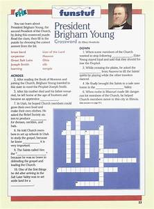 Primary 5 Manual Lesson 38 Brigham Young Leads The Church