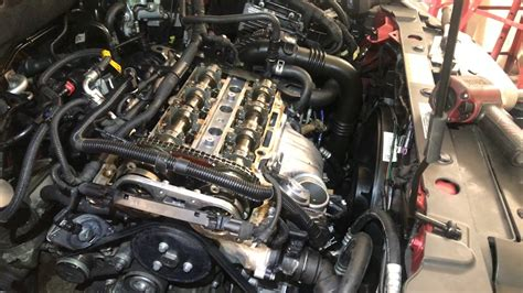 Chevy Turbo Timing Chain Marks Youtube