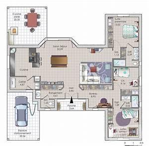 une maison autonome en energie detail du plan de une With des plans pour maison 4 photo petite maison darchitecte