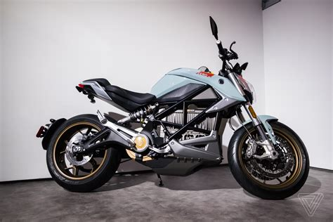 Zero's New Electric Motorcycle Justifies The Comparisons