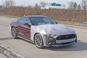 Ford Mustang Hybrid 2020 (Spy) - Scoop Automobili e Foto Spia - Autopareri