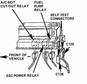 Service Manual  How Test Fuel Pump Relay On A 1990 Volkswagen Passat