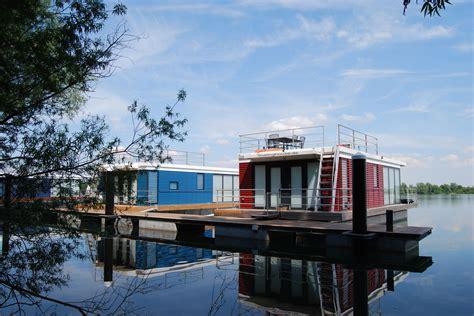 Hausboot Mieten Am Rhein, Nrw, Xanten Luxusurlaub