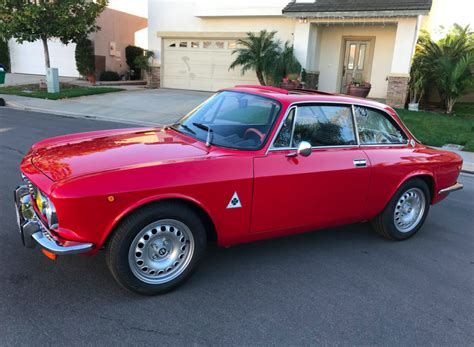 Alfa Romeo Gtv For Sale by 1974 Alfa Romeo Gtv For Sale On Bat Auctions Sold For