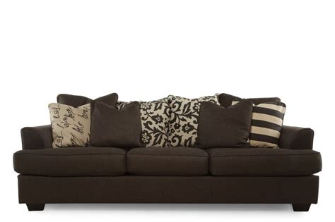 ashley levon charcoal sofa for the home pinterest