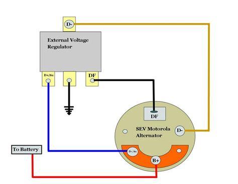 alternator wiring  needed pelican parts forums