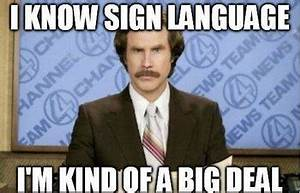 Sign Language Memes And Meme Wall Activity 154 Memes By