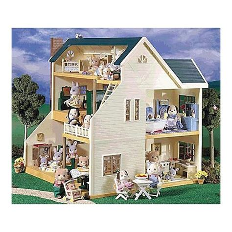 calico critters deluxe house calico critters deluxe house educational toys planet