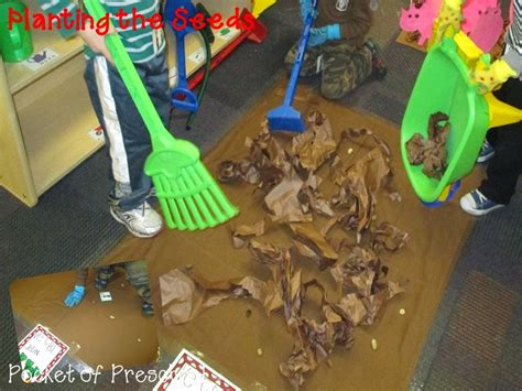 Farm In The Dramatic Play Center  Pocket Of Preschool
