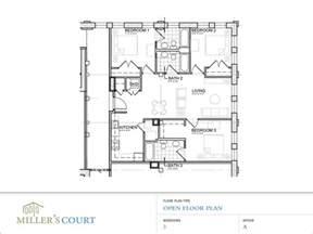 open floor plan floor plans