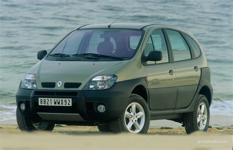 renault scenic 2001 2001 renault scenic ja pictures information and specs