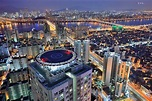 Seoul, South Korea - Tourist Destinations